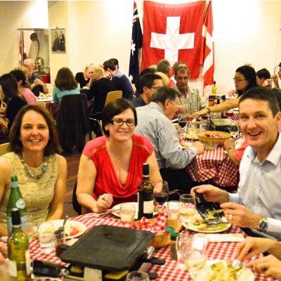 Raclette night | Swiss Club Queensland