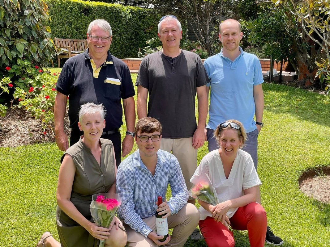 Swiss Society of Queensland Inc Committee 2021